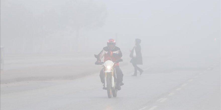 Doğu Marmara'da yoğun sis