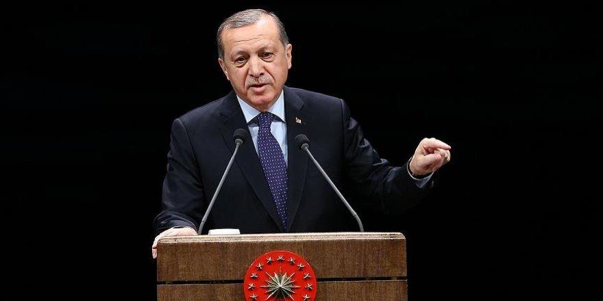 Erdoğan: FETÖ, baskıcı bir eğitim politikasının ürünüdür