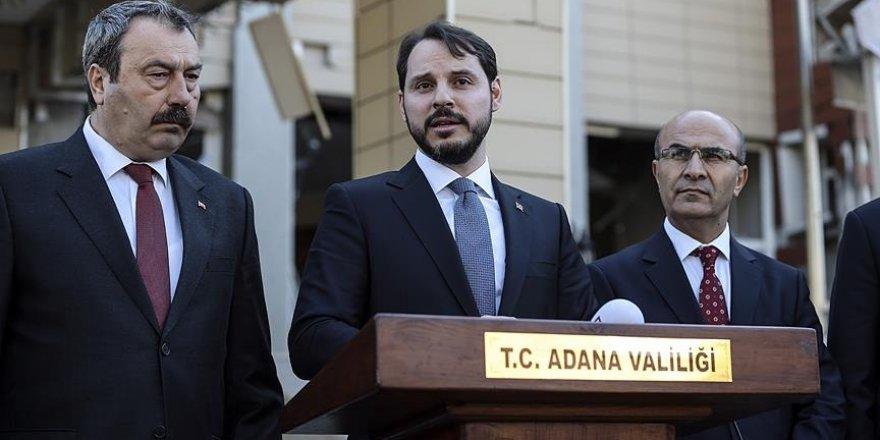 'Bu olaylar Türkiye'yi ulaşmak istediği istikametten alıkoyamayacak'