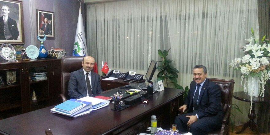 Belediye Başkanı Tutal Ankara ziyaretini değerlendirdi