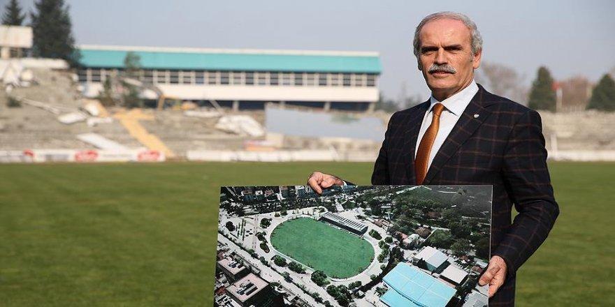 Şampiyonluğun yaşandığı stadın adı korunacak