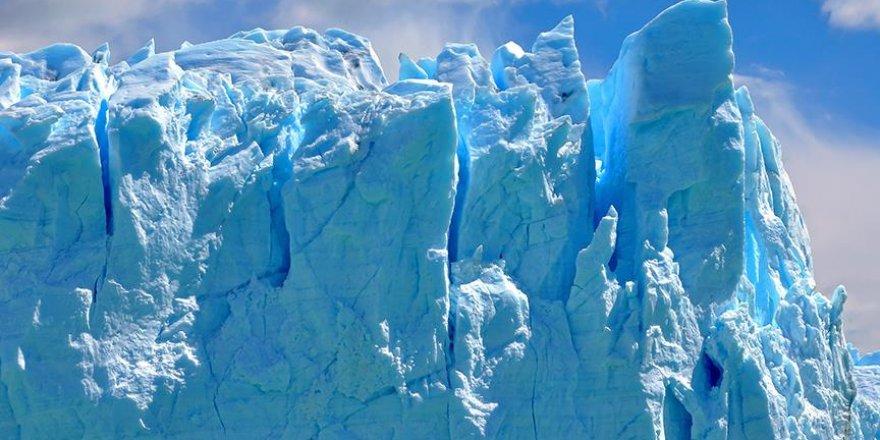 Antarktika buzulundaki erime 1940'larda başlamış