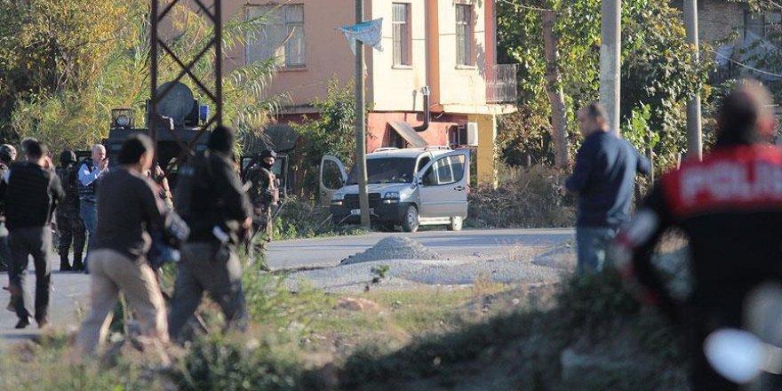 Adana'da aranan 2. bombalı araç bulundu!