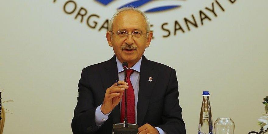 Kılıçdaroğlu'ndan AP açıklaması