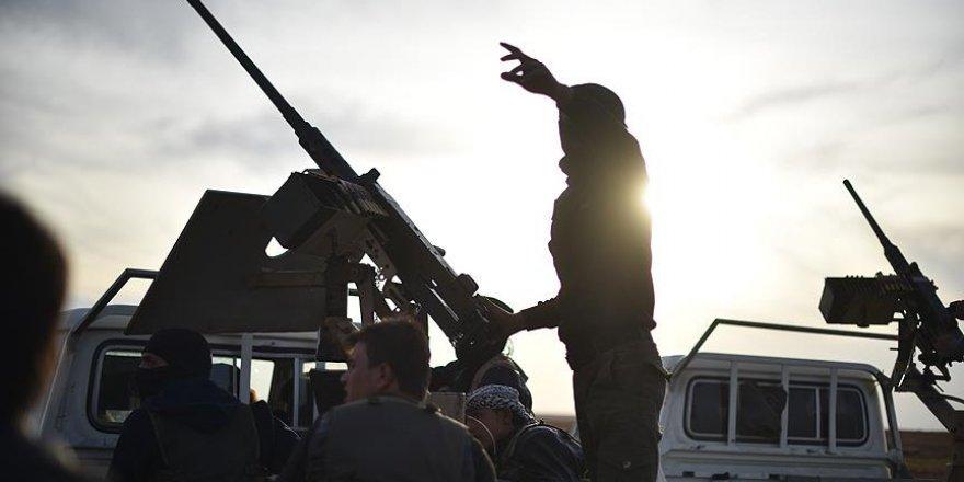 El-Bab'da DEAŞ hedeflerine operasyon