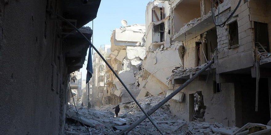 Halep'te yerleşim yerlerine saldırı: 59 ölü, 137 yaralı