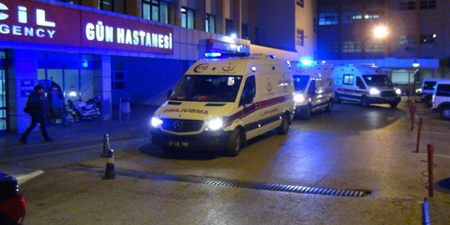 Yaralı asker Gaziantep'te şehit oldu