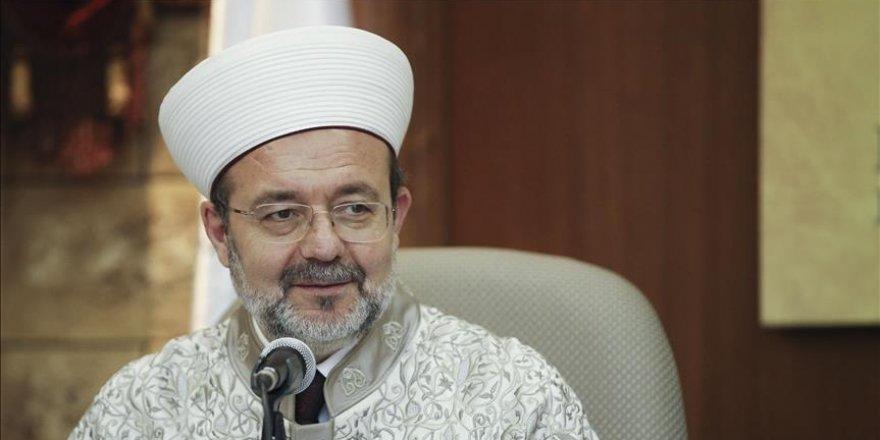 'Allah, zulme uğramış kardeşlerimize yapılanları seyretme zilletinden korusun'