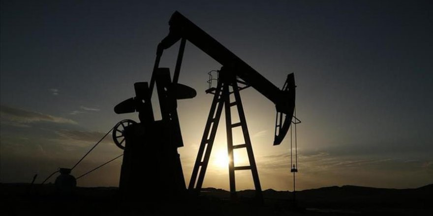 Brent petrolün varil fiyatında 'dolar' düşüşü