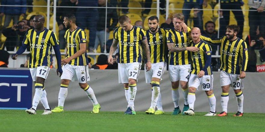 Fenerbahçe'nin tur senaryoları