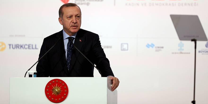Erdoğan AB'ye resti çekti: Sınır kapılarını açarız
