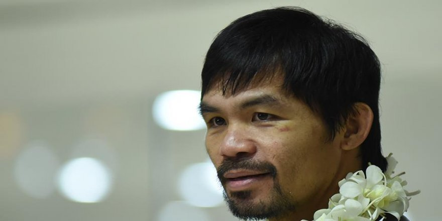 Pacquiao'dan Mayweather'a gözdağı