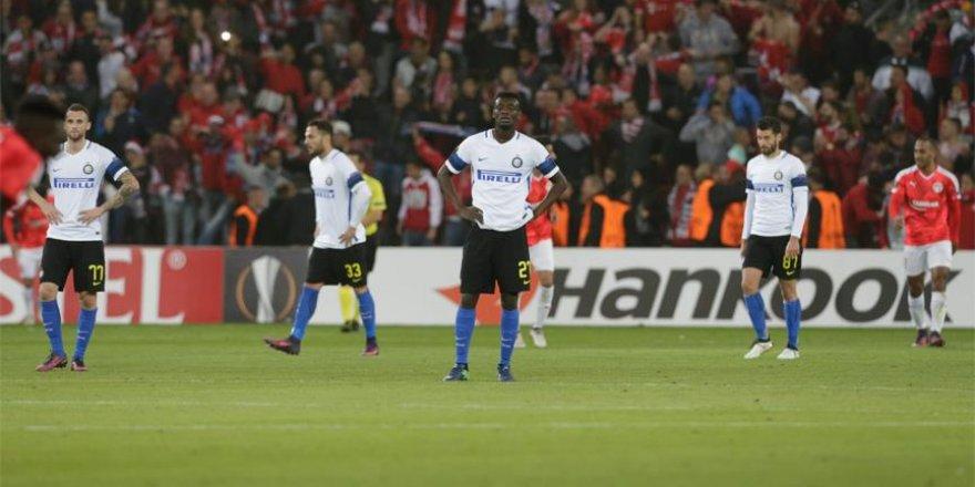 Inter, harakiri yaptı!