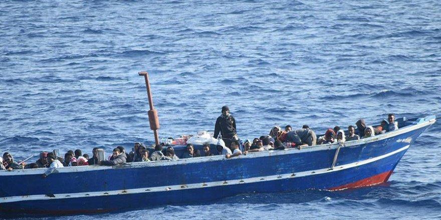 Bu yıl Akdeniz'den Avrupa'ya 345 bin sığınmacı ulaştı