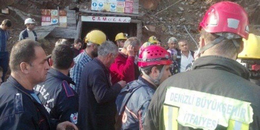 Krom madeninde mahsur kalan işçi kurtarıldı