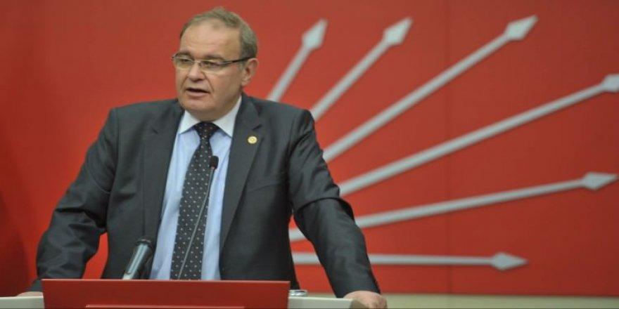CHP'li Öztrak resmen manda yönetimi istedi