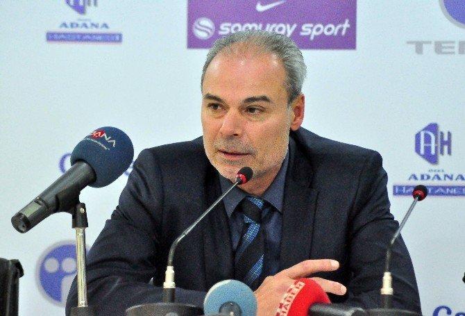 """Engin İpekoğlu: """"Kazanmayı hak ettik"""""""