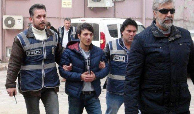 Manisa'da cinayet zanlısı tutuklandı
