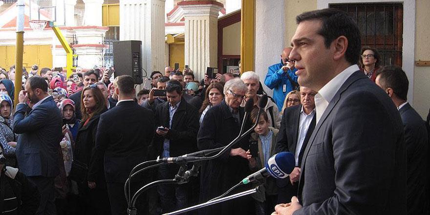 Çipras: AB-Türkiye ilişkisinin geleceğiyle ilgili çözüm bulunmalı