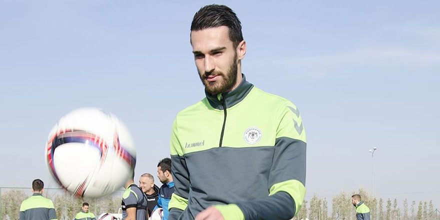 Atiker Konyaspor'un Boşnak forveti Bajic gol kralı olmak istiyor