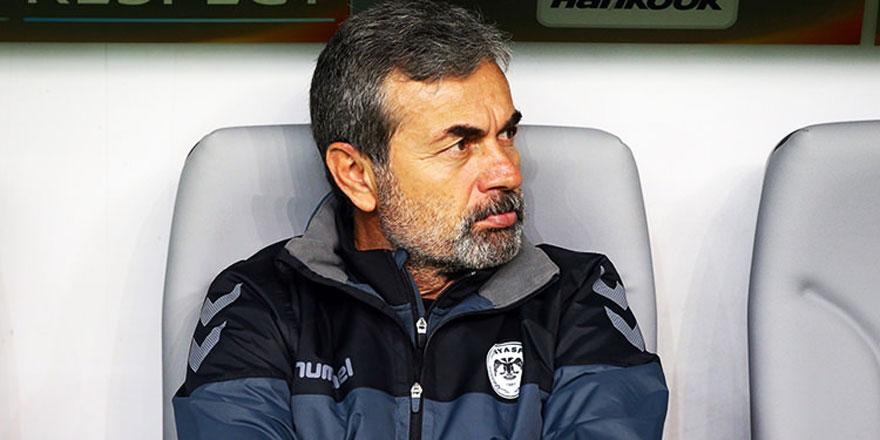 Konyaspor Teknik Direktörü Aykut Kocaman'dan flaş transfer açıklaması!
