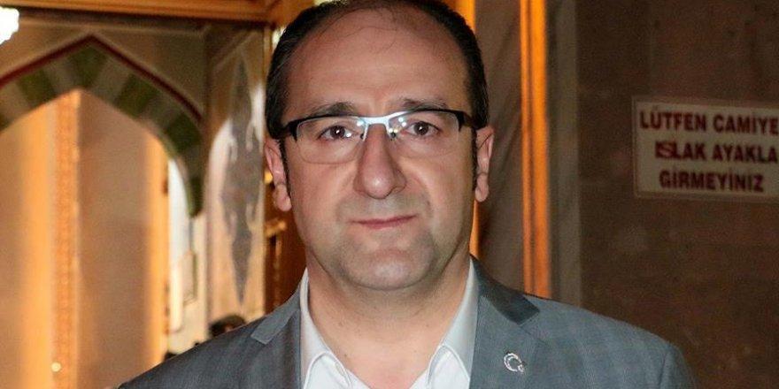 AK Parti Eskişehir İl Başkanı Ünlü'den suç duyurusu