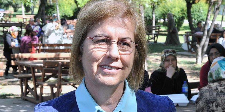 AK Parti Ankara İl Kadın Kolları Başkanı Varol: Şiddeti önlemek elimizde