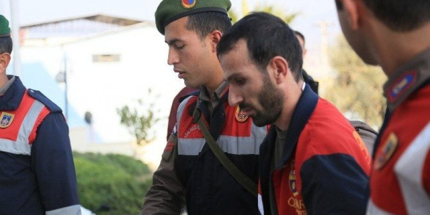 Milas'ta PKK'lı terörist yakalandı