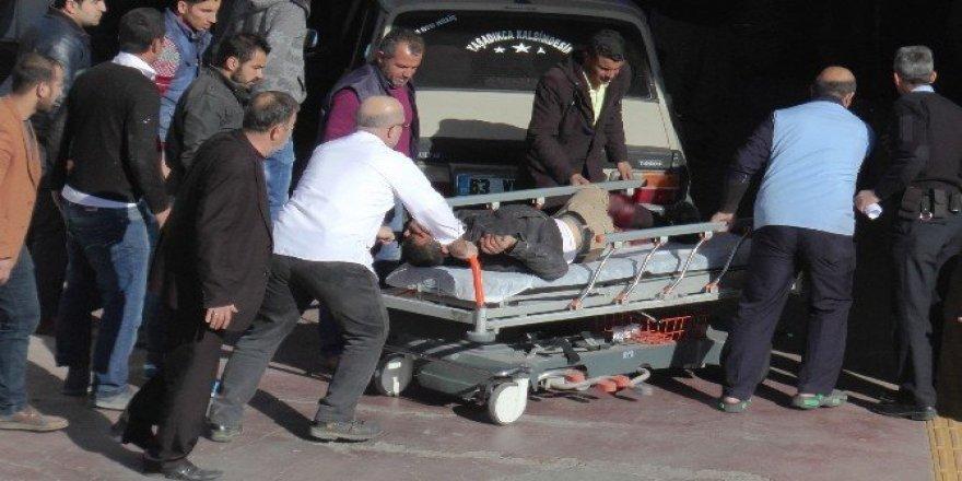 Şanlıurfa'da arazi kavgası: 1'i ağır 3 yaralı