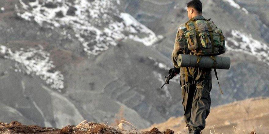 Hakkari'deki terör saldırısında bir asker şehit oldu