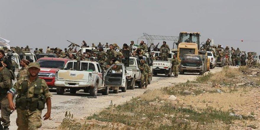 PYD/PKK'ya Münbiç-Bab yolu kapandı