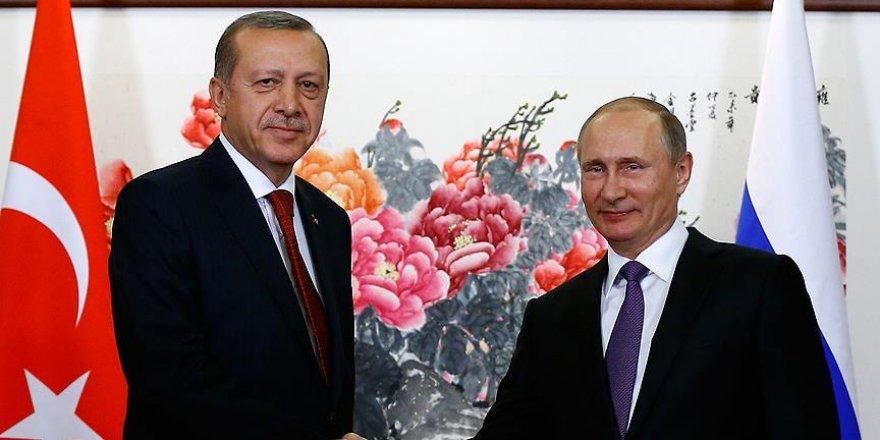 Erdoğan'ın tarihi çağrısına Rusya'dan yanıt!