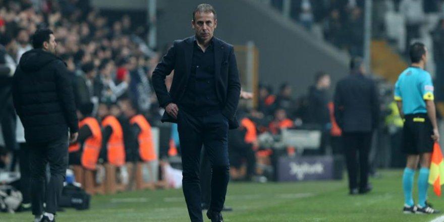 Medipol Başakşehir Teknik Direktörü Avcı: Galibiyeti kaçırdığımız için üzgünüz