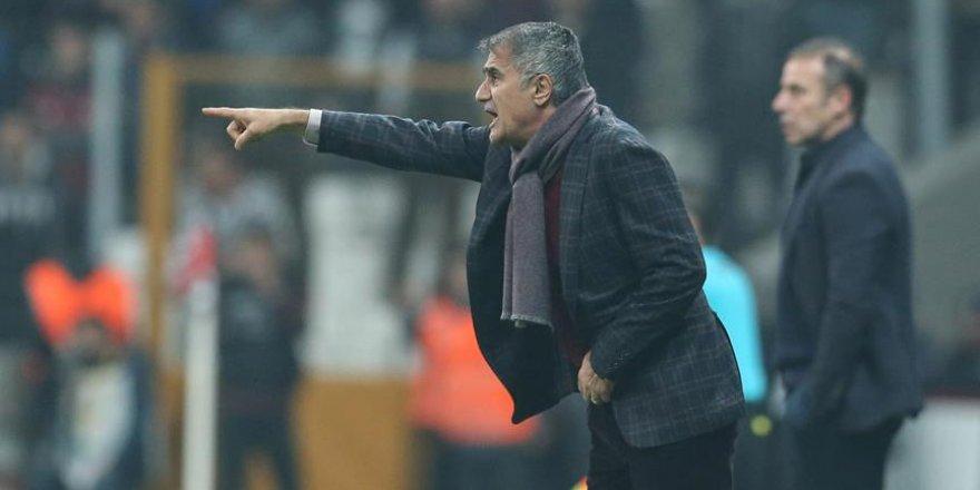 Beşiktaş Teknik Direktörü Güneş: İki puan kaybettiğimiz için üzgünüz