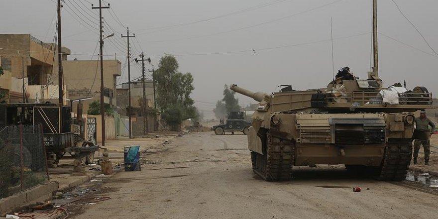 Musul'da 17 DEAŞ militanı öldürüldü, 7 bölge ele geçirildi