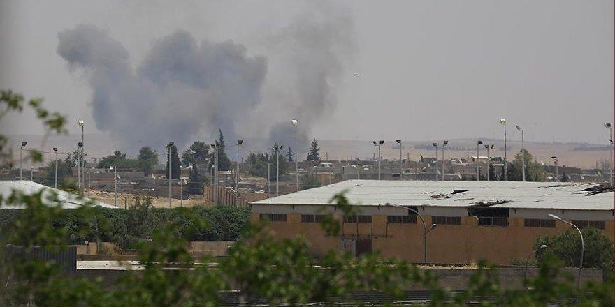 'Haseke'deki patlamada hiçbir ABD askeri yaşamını yitirmedi'