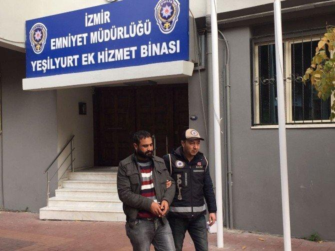 İzmir'de 34 kaçak göçmen yakalandı