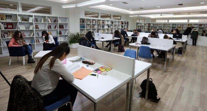 Yenimahalle'de Yaşar Kemal Kütüphanesi açılıyor