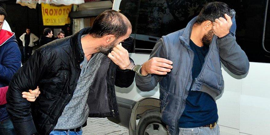Van'da terör operasyonu: 14 tutuklama