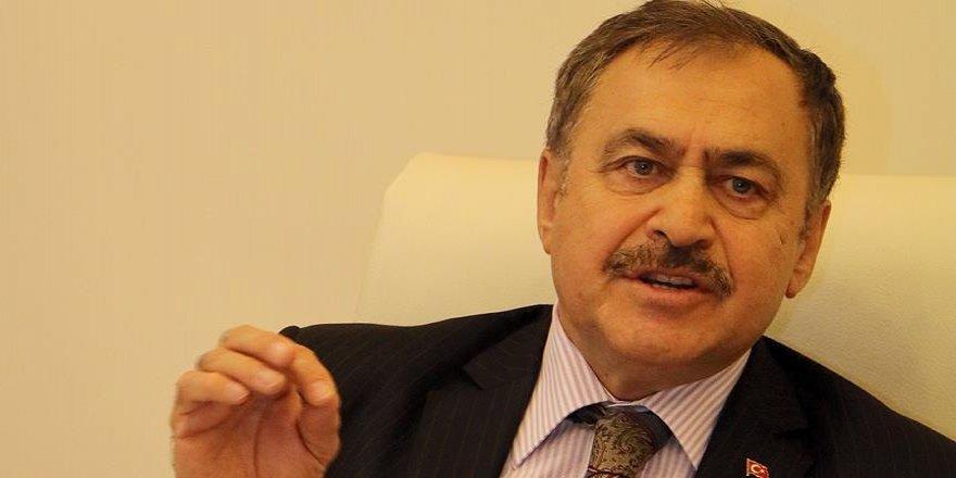 Eroğlu: Türkiye'den çekiniyorlar, işin özü budur