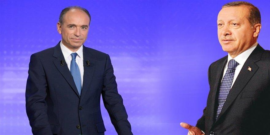 Erdoğan Fransa'daki seçimlerde Cumhurbaşkanı adayını geçti