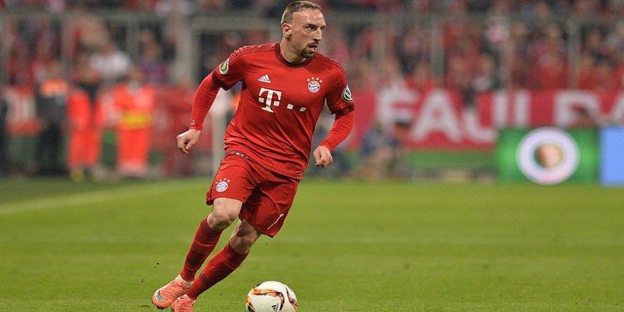Bayern Münih Ribery'nin sözleşmesini uzattı