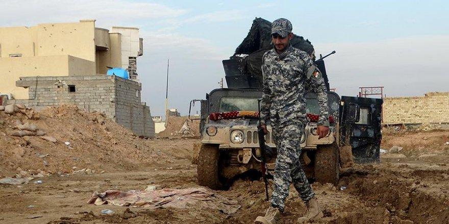 Enbar'da DEAŞ mensubu 17 militan öldürüldü