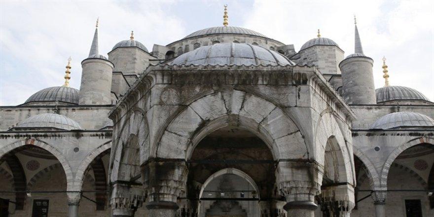 Sultanahmet Camisinde 400 yıl sonra bir ilk