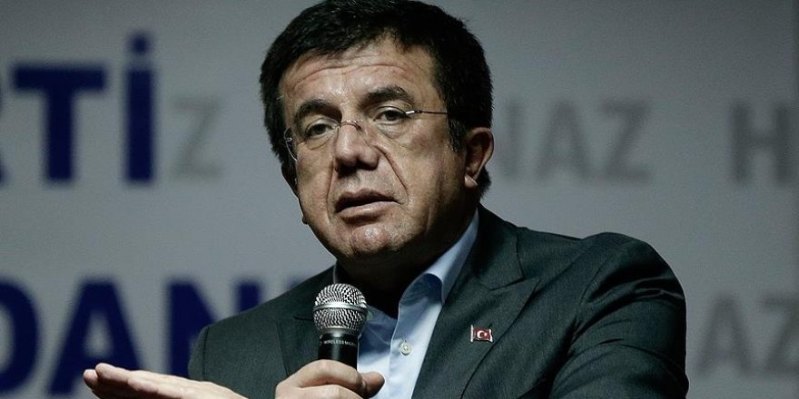 Ekonomi Bakanı Zeybekci'den döviz artışı yorumu