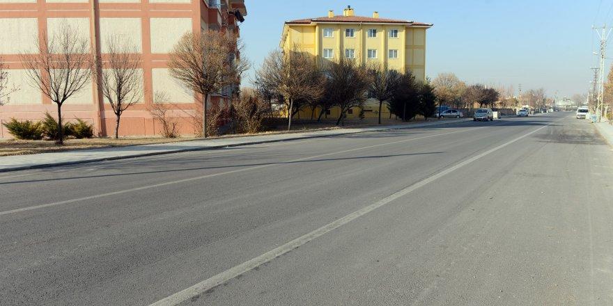 Sarayönü'ne 6 milyonluk ana cadde yatırımı