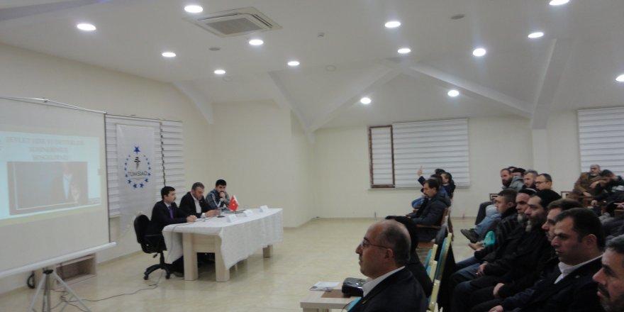 TÜMSİAD üyelerine devlet destekleri ve hibeleri anlatıldı