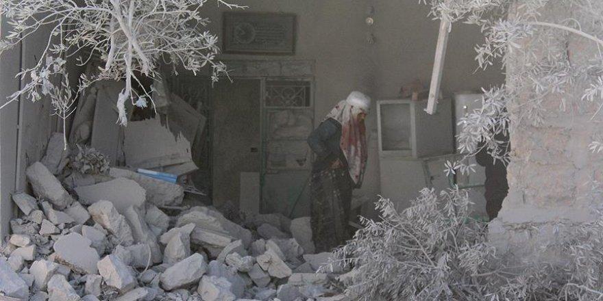 Halep'te yerleşim yerine saldırı: 17 ölü, 30 yaralı