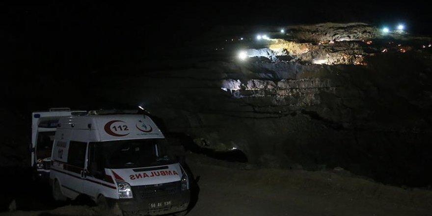 Siirt'te bir işçinin daha cenazesine ulaşıldı