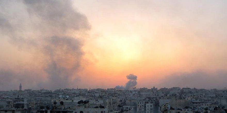 Halep'te muhaliflere karşı saldırılar sürüyor